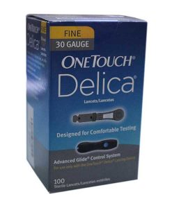 OneTouch-delica-lancets-100-count-30-gauge