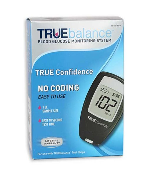 NIPRO TRUEbalance Glucose Meter Kit