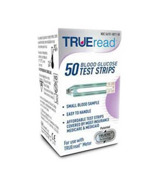 NIPRO TRUEread Test Strips 50 count