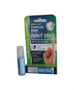 ADVOCATE PAIN RELIEF STICK 4ml FOR AFTER TESTING/INJECTION