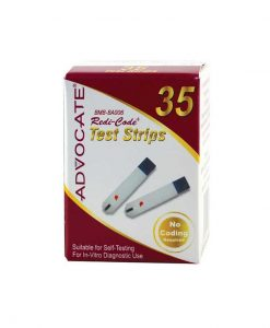 ADVOCATE REDI-CODE+ TEST STRIPS 35ct.
