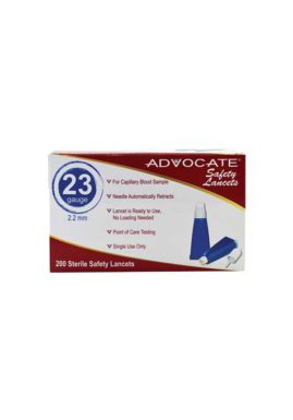 ADVOCATE SAFETY LANCETS