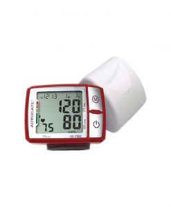 ADVOCATE WIRST BLOOD PRESSURE MONITOR W/ COLOR INDICATOR