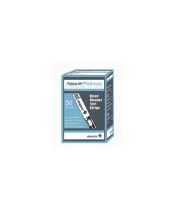 ARKRAY ASSURE PLATINUM TEST STRIPS 50ct. & 100ct.