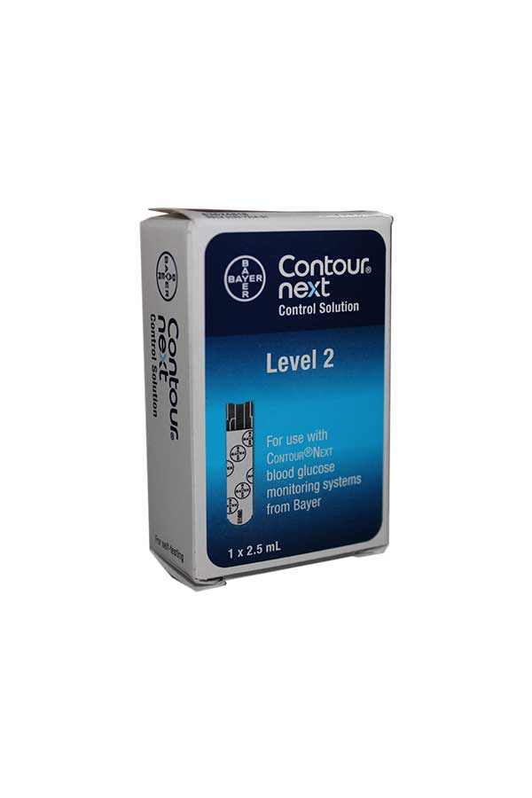 BAYER CONTOUR NEXT CONTROL SOLUTION LEVEL2 (NORMAL)
