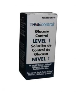 NIPRO TRUECONTROL CONTROL SOLUTION LEVEL 1 (HIGH)