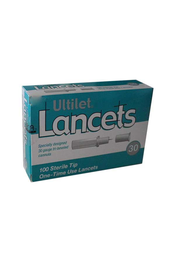 ULTILET PULL-TOP LANCETS 100ct.