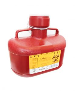 MedeGen Sharps Container 4.8 qt