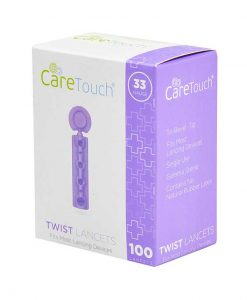 CareTouch-Twist-Top-Lancets-100-count-33G